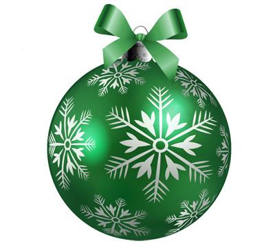 Green-Ornament